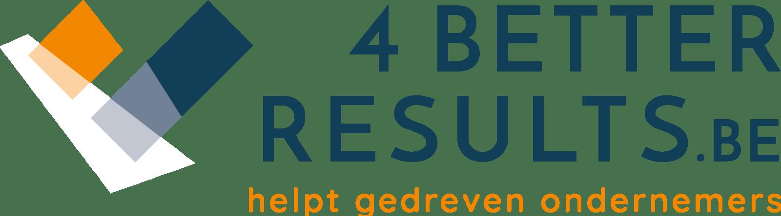 4BetterResults.be: Management Advies, Opleiding, en Interim Management voor de KMO-eigenaar